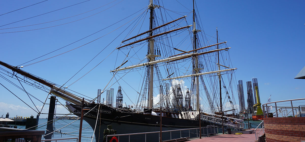 USS Constitution (maybe)