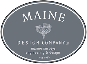 Maine Design Company boat surveying